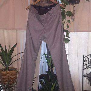 Banana Republic wide leg pants 4 short